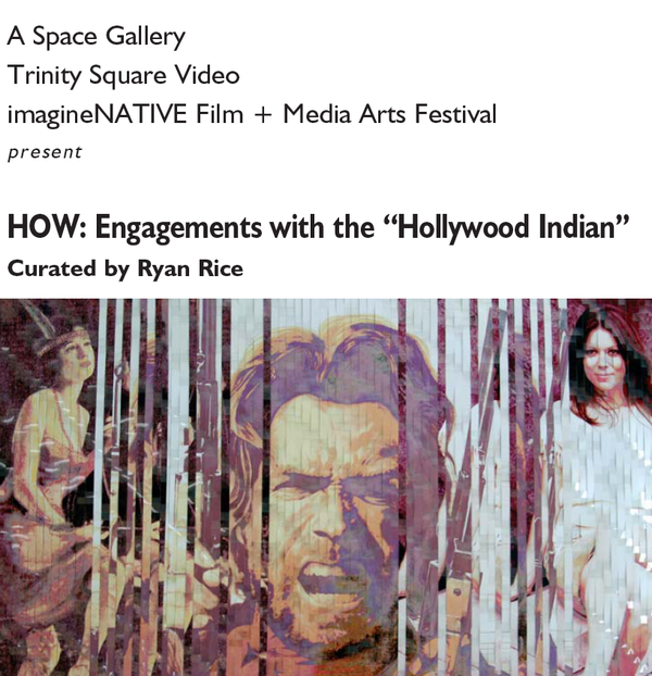 "HOW: Engagements with the ""Hollywood Indian"