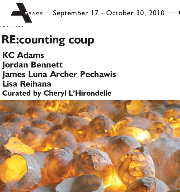 RE:counting coup, 2010