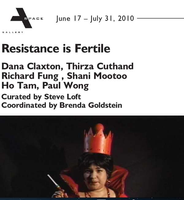 Resistance is Fertile, 2010