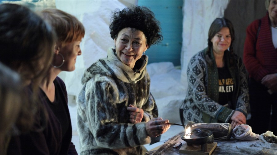 Angry Inuk, Directed by Alethea Arnaquq-Baril