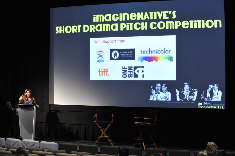 IMAGINENATIVE'S SHORT DRAMA PITCH COMPETITION