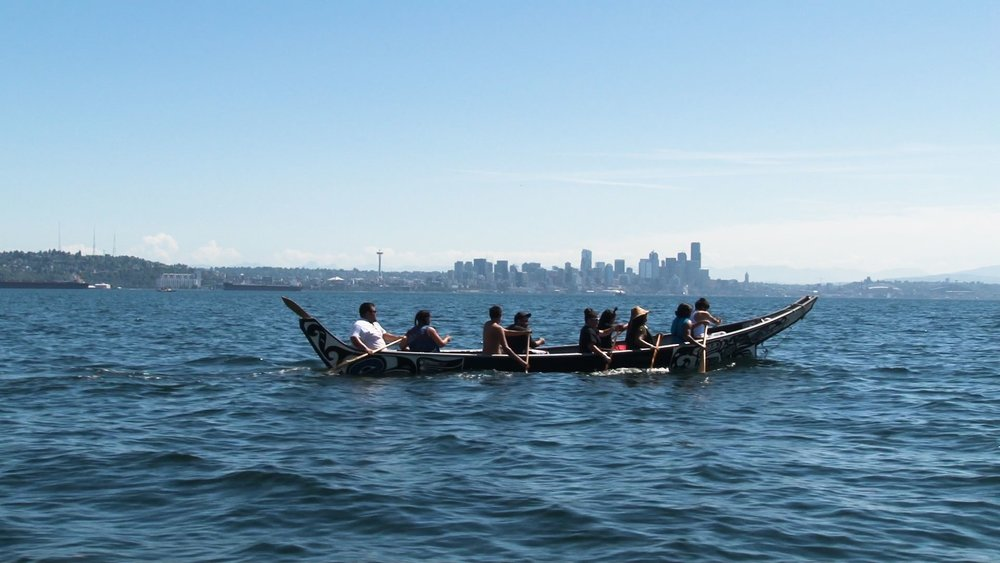 Glwa: Resurgence of the Ocean-Going Canoe
