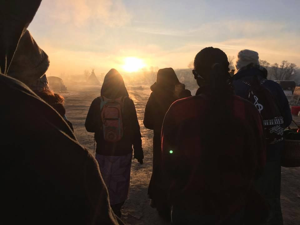 Standing Rock: People and Pride