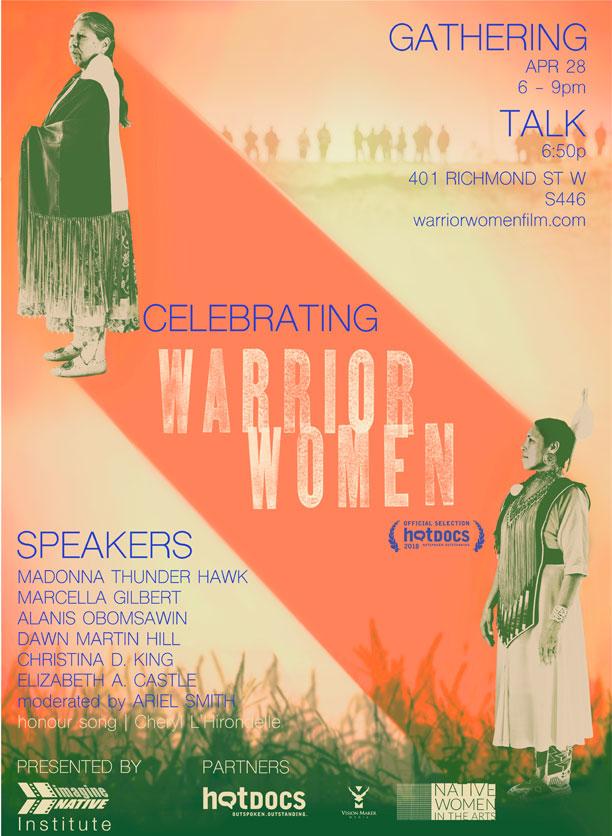 Celebrating Warrior Women: Gathering and Talk
