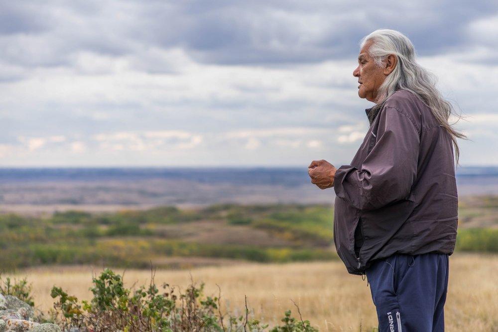 Nakon i'e (To Wake Up the Nakota Language)
