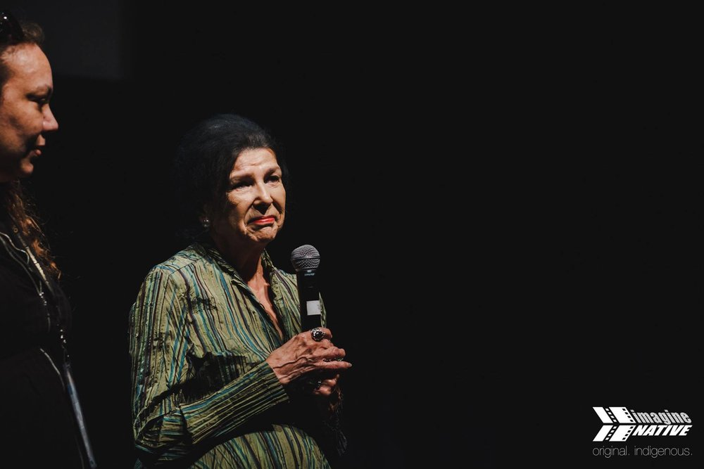 Alanis Obomsawin:In Conversation - Thursday, Oct 18