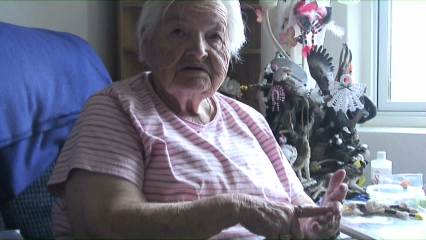Métis Rose: A Portrait of Elder Rose Fleury