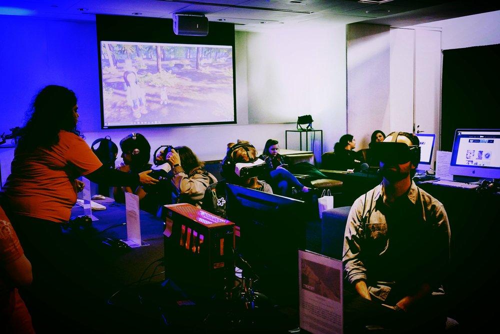 iNDIGITAL SPACE - Games, VR, Webseries, Audio