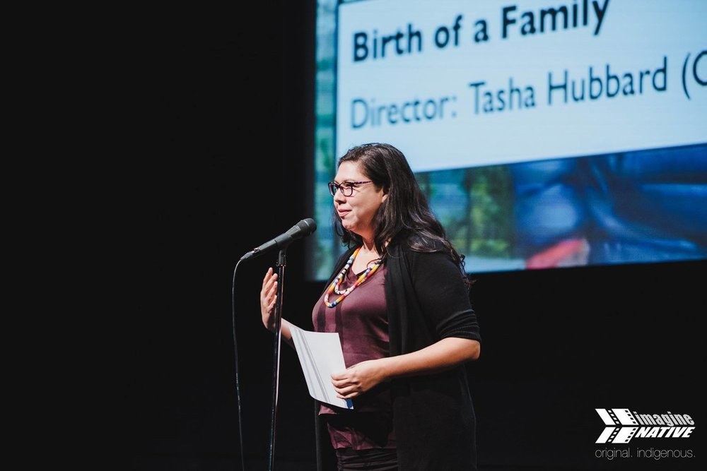 Tasha Hubbard: Life & Death in the Prairies - Friday, October 19