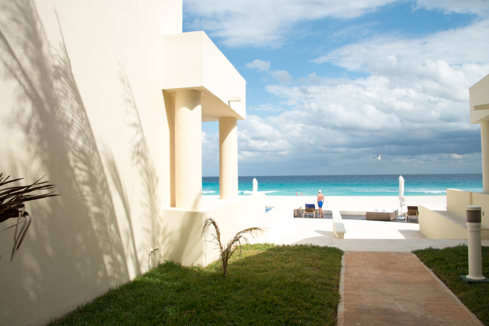 Private Villas at Iberostar in Cancun