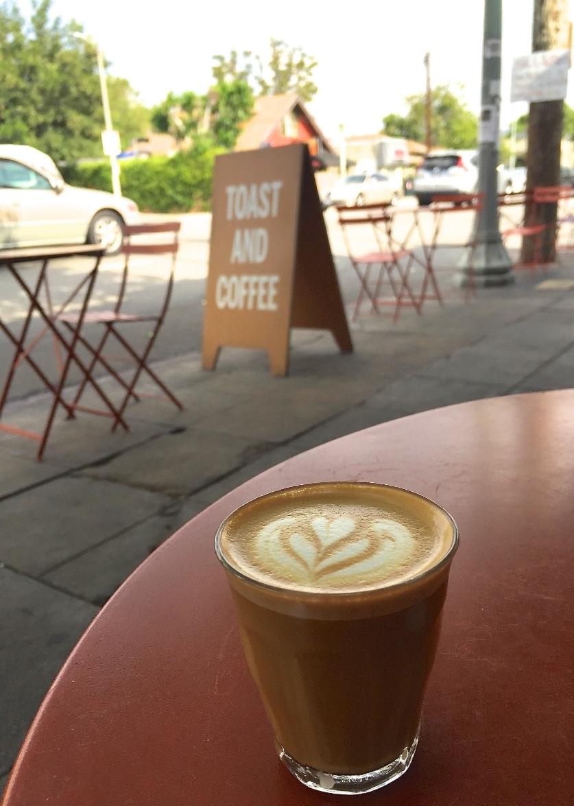 Sqirl Cafe