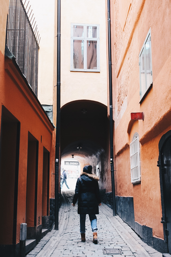 the allies in gamla stan