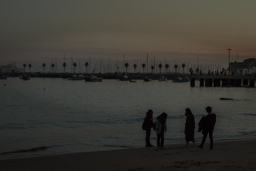 The only picture I got of Cascais…