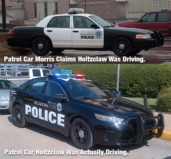 OCPD Patrol Cars Collage
