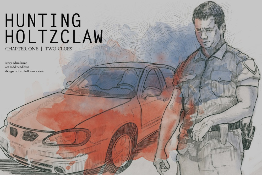 Read HoltzclawTrial.com's reaction to 'Hunting Holtzclaw' Ch 1.