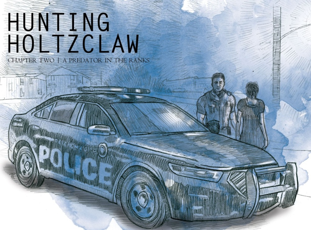 Read HoltzclawTrial.com's reaction to 'Hunting Holtzclaw' Ch 2.