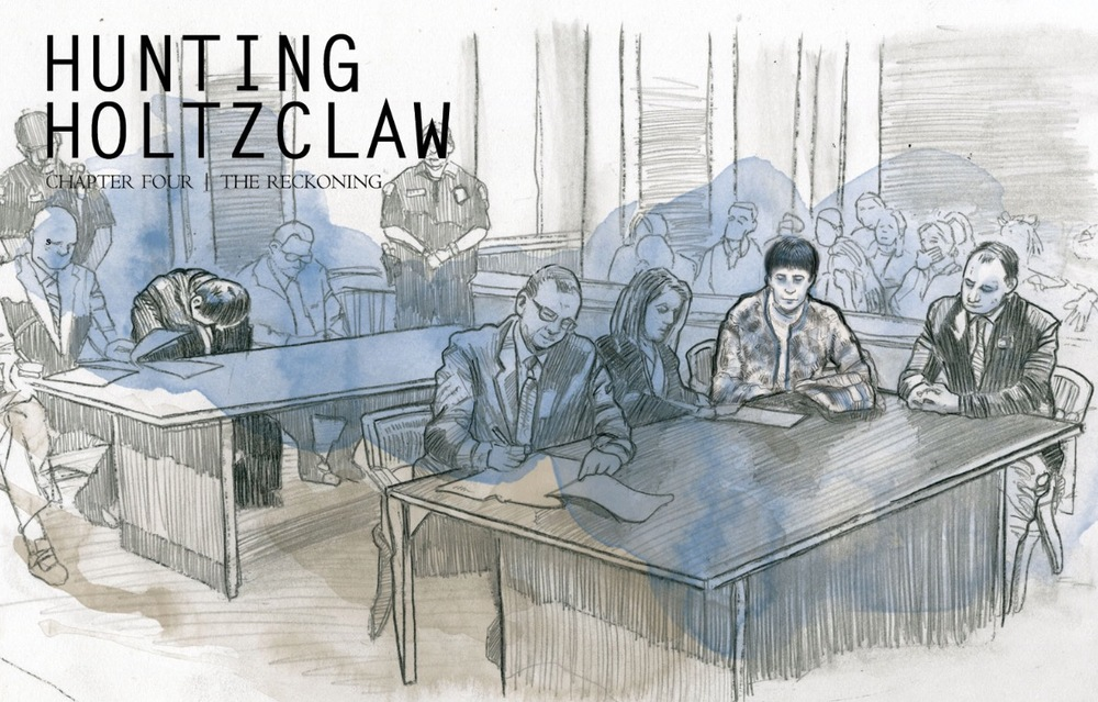 Read HoltzclawTrial.com's reaction to 'Hunting Holtzclaw' Ch 4