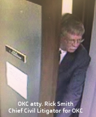 OKC's Chief Civil Litigator Rick Smith