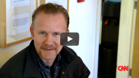 MORGAN SPURLOCK'S CNN INSIDE MAN