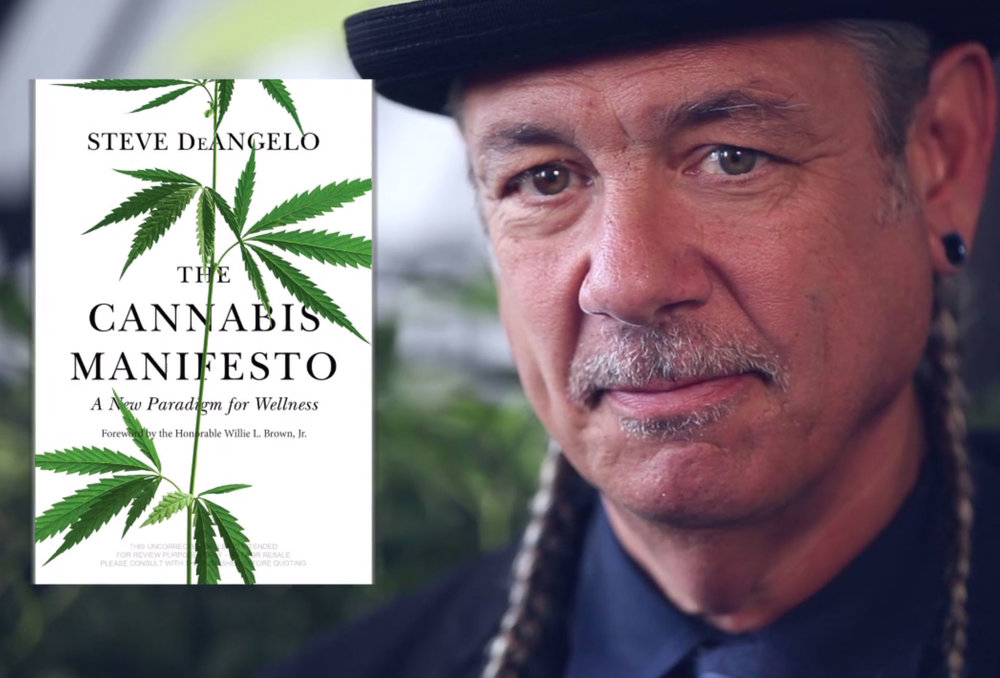 The Cannabis Manifesto available now at Amazon