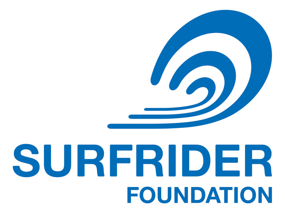 Click the logo to learn more about The Surfrider Foundation