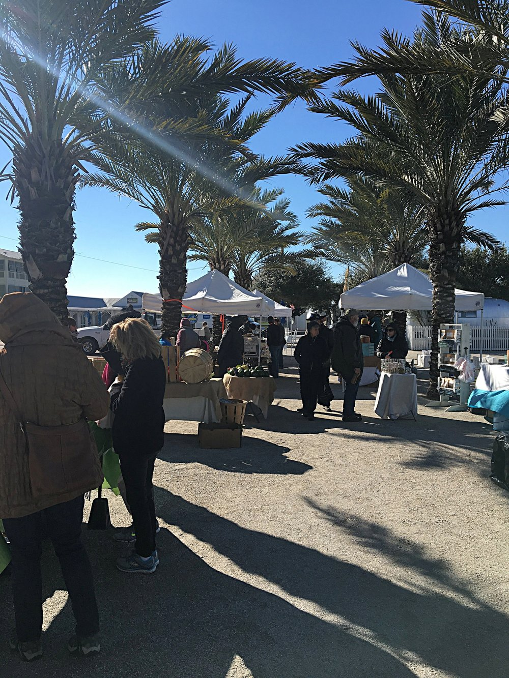 Seaside Farmer's Market