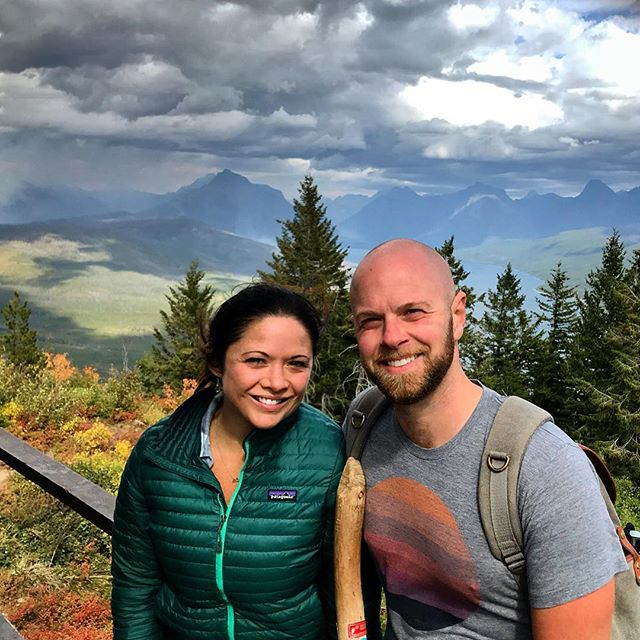 Our last day in Montana, so we opted for a hike to views of the park. From Apgar Lookout there are 360 degree views of Lake McDonald and the massive peaks of the Rockies. There was also a pretty good view of the fire, which is still burning on the North end of the lake. Great end to our trip here! . . . #livingdriven #airstream #airstreamlife #fulltimerv #liveriveted #myliverivetedlife #explore #goexploring #wanderlust #travel #adventure #endlesscaravan #adventureisoutthere #campvibes #roadlife #roadtrip #livelife #hike #goforahike #findyourpark #findyourself #nationalpark #outdoorist #myoutdoorstory #livefreedomdriven #rovagram #homeiswhereyouparkit #gorving #findyouraway #glaciernationalpark