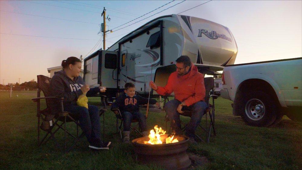 Vidéo promotionelle terrain de camping OceanSurf - Voici une vidéo promotionelle du parc OceanSurf à Shédiac.