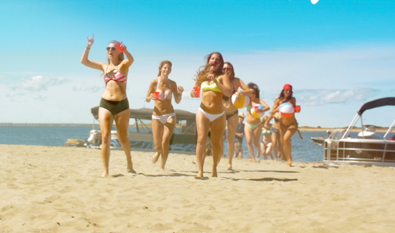 Marco Sylver's Summer Life - A real blast at the beach last summer with Marco Sylver!