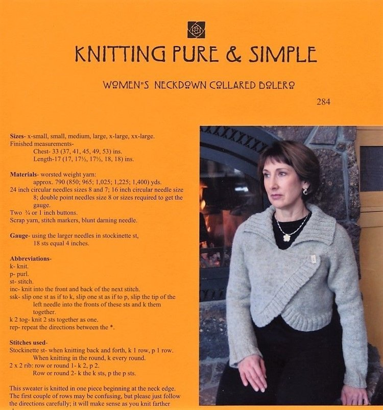 Knitting Pure Simple Accessory Patterns Fiber To Yarn