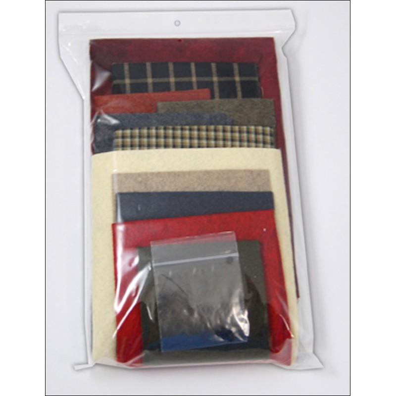 b0313f3935ea Wooly Sheep Wall Quilt Kit — Fiber to Yarn