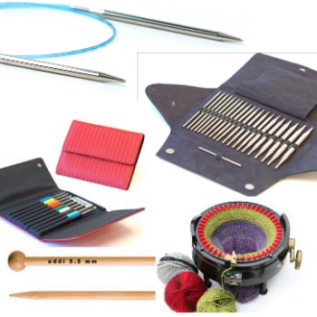 Knit & Crochet Tools