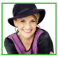 Tell Dallas you're excited to hear her speak!  Tweet:  Dallas Travers