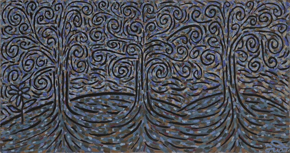 Three Trees - 2011
