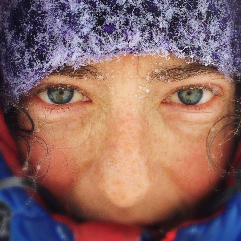 "<b>Alison Criscitiello</b><br><font size=""1"">Glaciologist,  Co-Founder Girls on Ice Canada</font>"