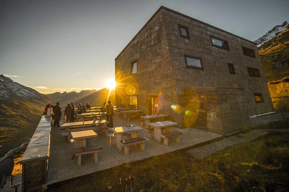 Anenhütte - Lötschental