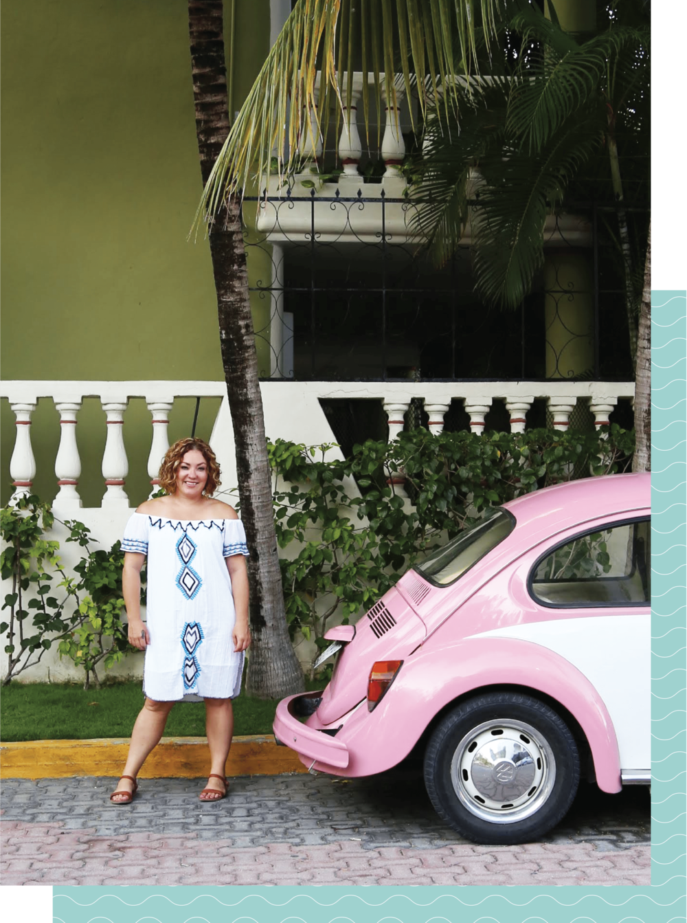 Jeanna with VW Bug.png