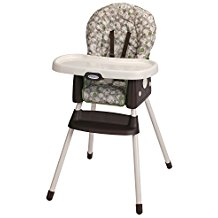 Example of a Conventional High Chair