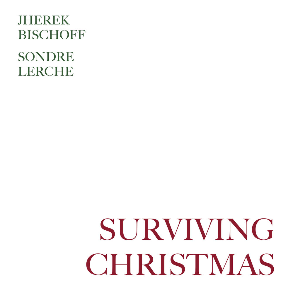 Surviving Christmas Album Cover