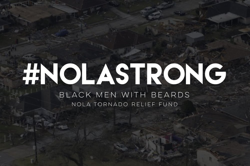 Donate to the NOLA Relief Fund