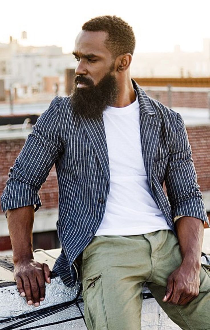 There Are Few Things That Come Close To The Level Of Irritation An Itchy  Beard Can Cause. In Fact, Many Black Men Stop Growing Their Beard In The  Early ...