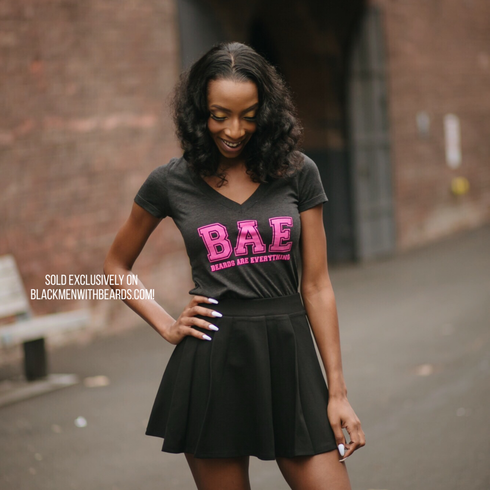 New BMWB Exclusive! Purchase your BAE: Ladies T-shirt here!