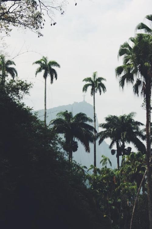 A view of Cristo Redentor, Rio de Janiero, Brazil