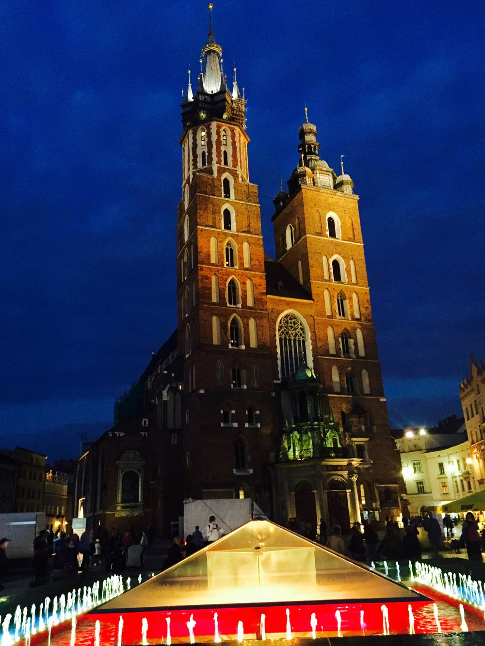 6 Cities to Visit in Poland- Kraków