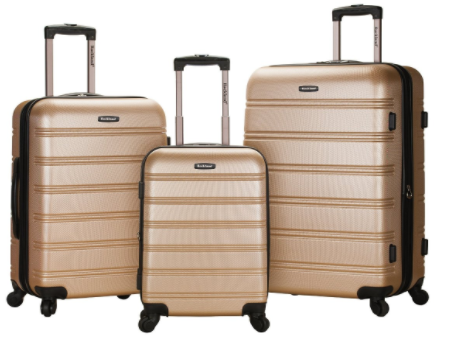 Rockland Luggage Melbourne, 3 piece set