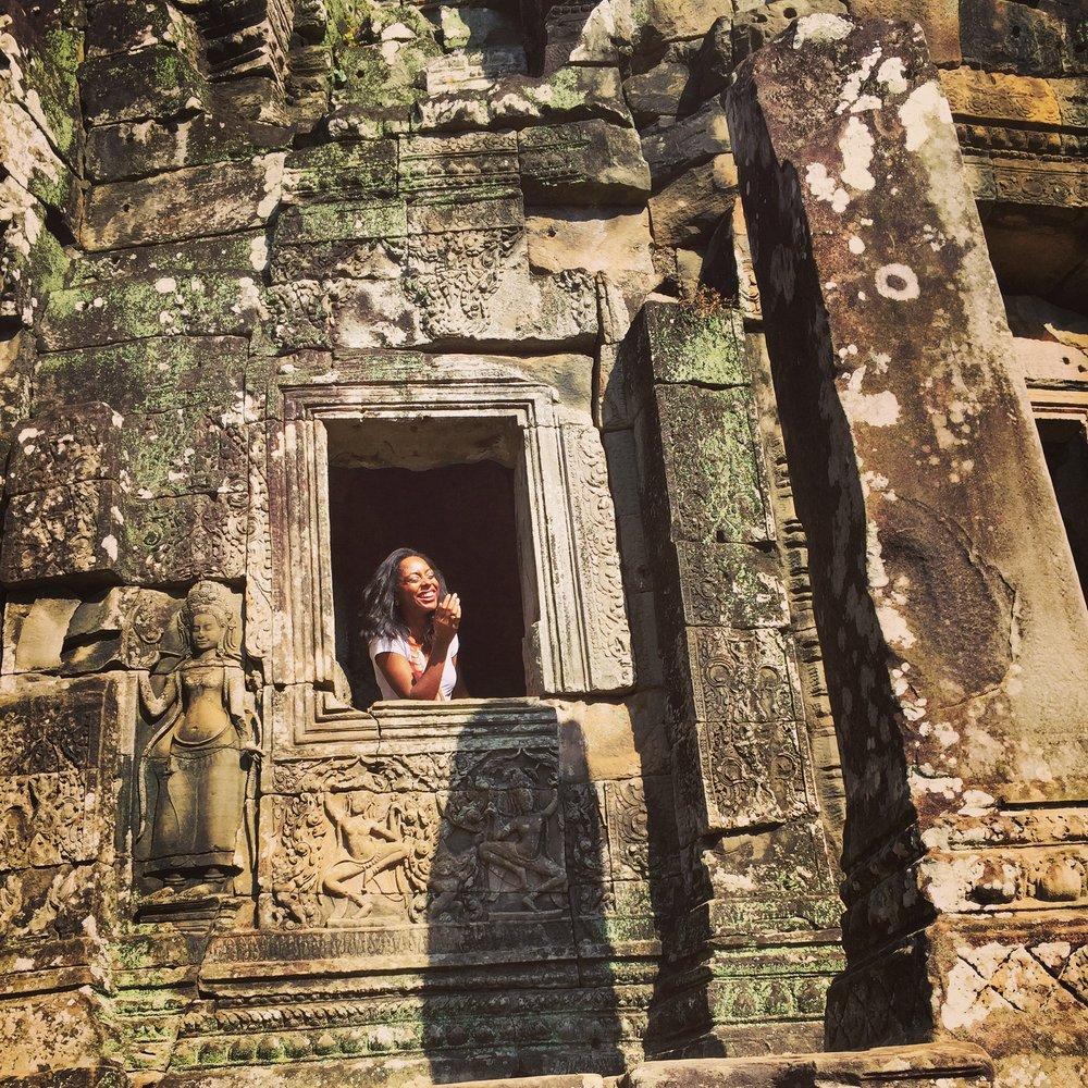 Angkor Watt Temples in Siem Reap!