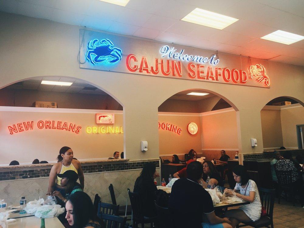 Cajun Seafood Restaurant