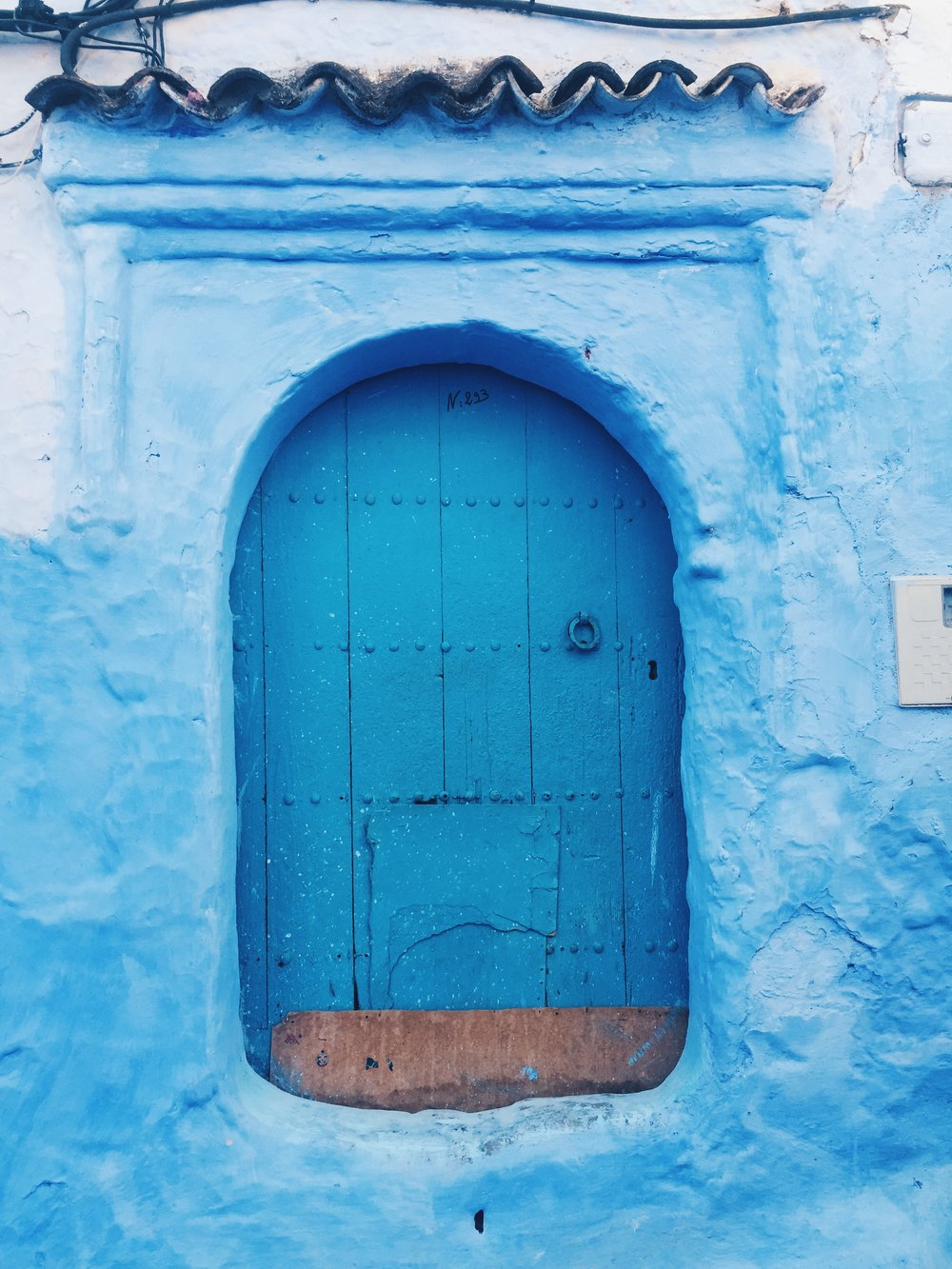 Chefchaouen (Blue City)
