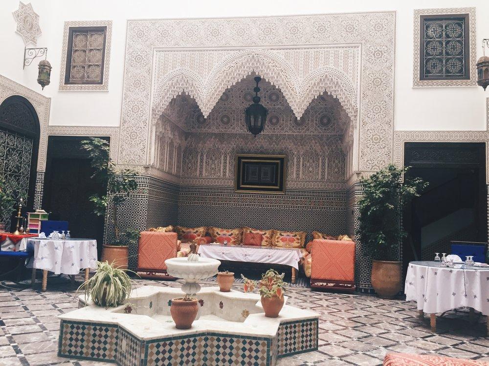 Riad Sultan