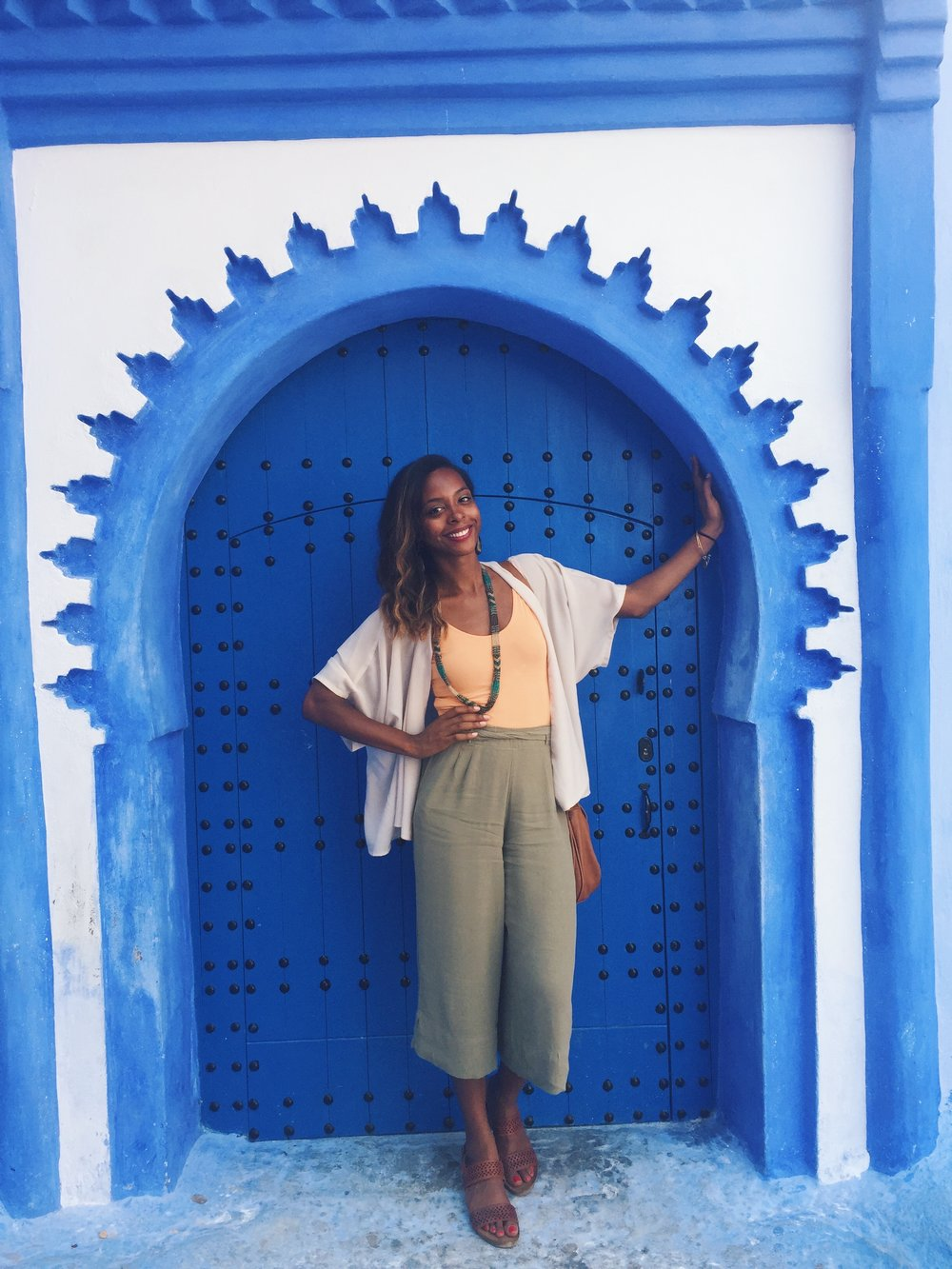How to Dress in Morocco